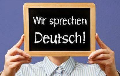 Deutschtest Polizei im Einstellungstest