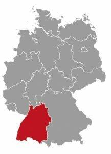 Sporttest Polizei in Baden-Württemberg