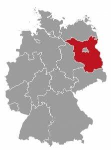 Sporttest Polizei in Brandenburg