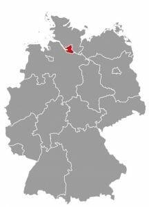 Polizei Sporttest in Hamburg
