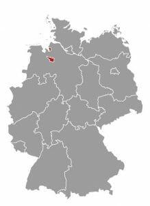 Sporttest bei der Polizei in Bremen
