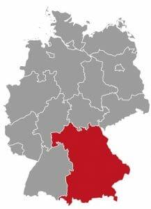 Sporttest Polizei in Bayern