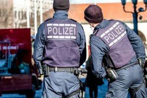 Lebenslauf Bundespolizei