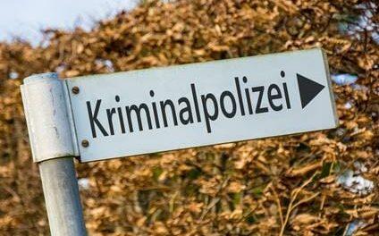 Polizei BKA Einstellungstest