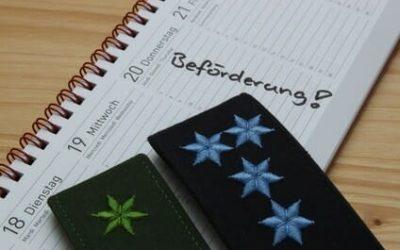 Polizei Dienstgrade: Viele Möglichkeiten für Ihre Karriere!