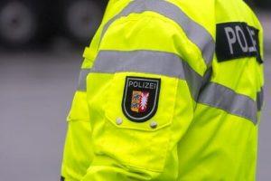 Polizeitest in Schleswig-Holstein