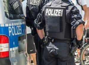Polizei Rot Grün Schwäche
