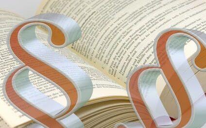 Rechtsgrundlagen im Einstellungstest: Recht und Gesetz